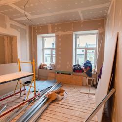 Rénovation intérieure à Caen